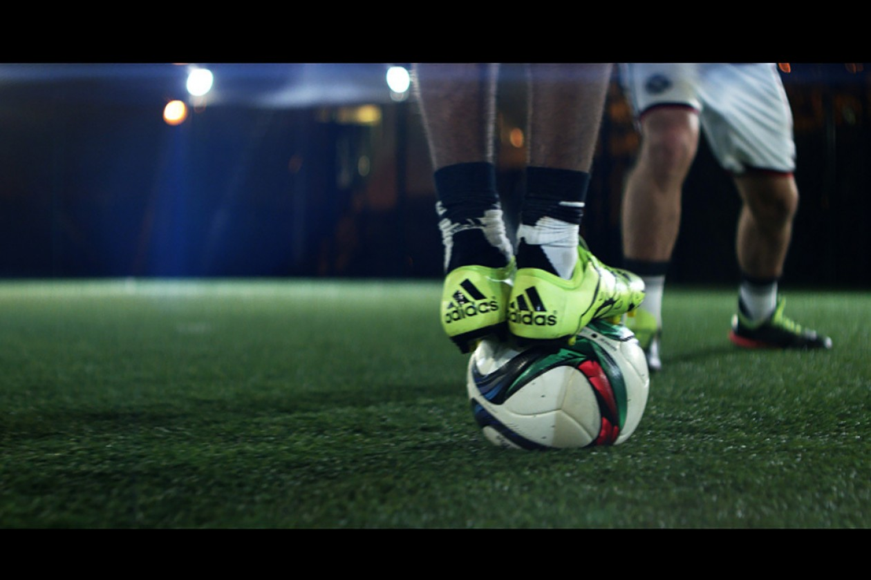 Chance Medicine Juggling Adidas Soccer Ad Ideomat Co Uk