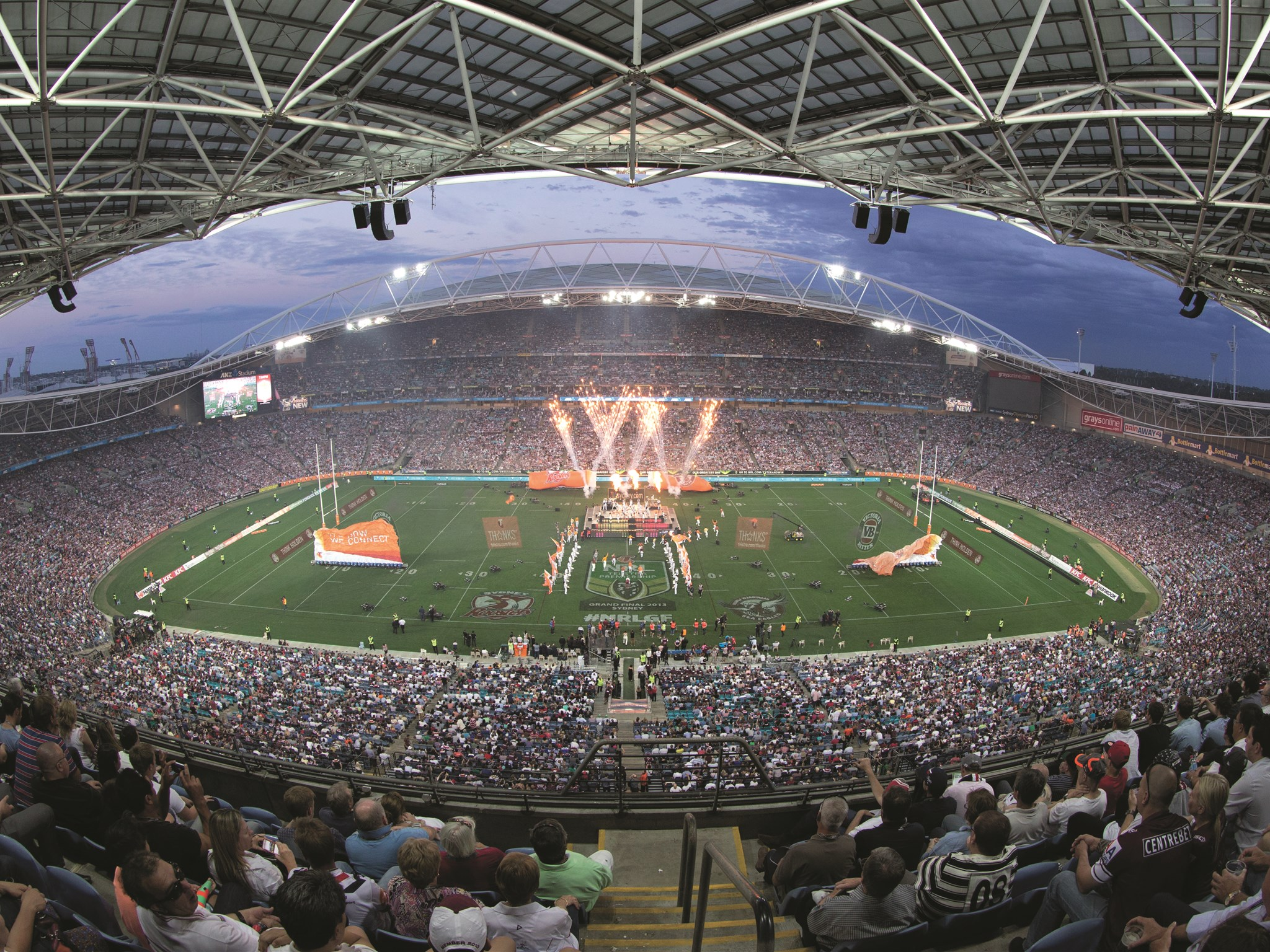 Nine Network Prepares To Re-Sign NRL Contract For A Cool $600 Million