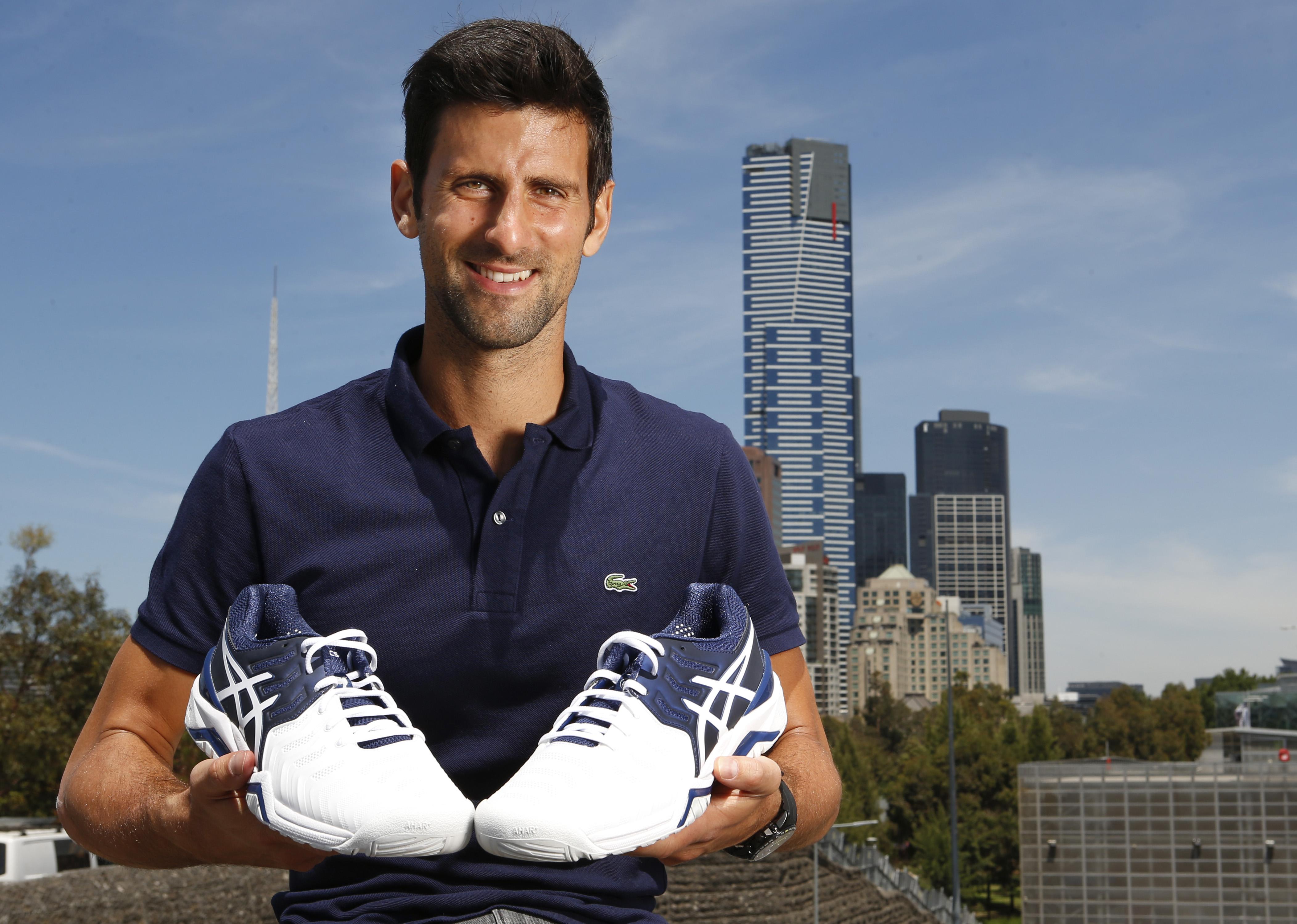 garaje secuestrar Furioso  Asics Partners With Tennis Ace Novak Djokovic In Latest Iteration Of 'I  Move Me' Campaign - B&T