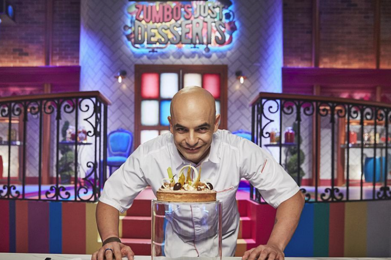 Seven Teams Up With Netflix To Bring Back 'Zumbo's Just Desserts' - B&T