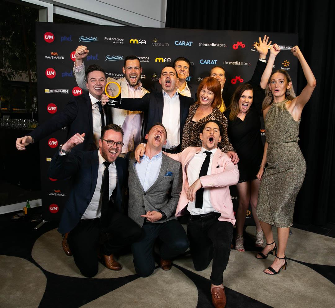 Media I Awards 2018 Winners Announced B T