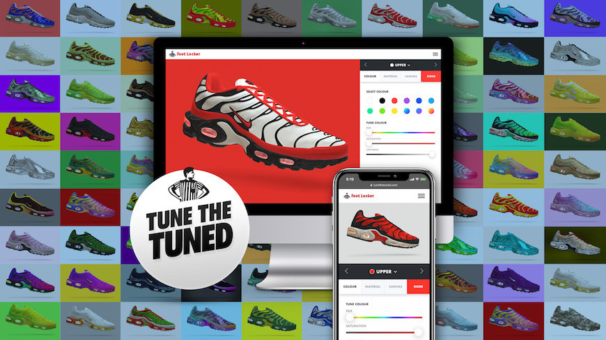 Custom Design Nike Tuned Air Max Plus