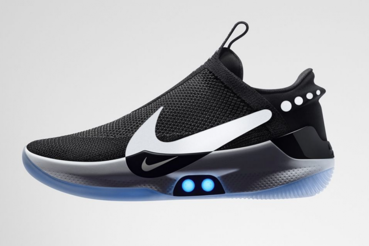 Nike Releases Futuristic Shoes That