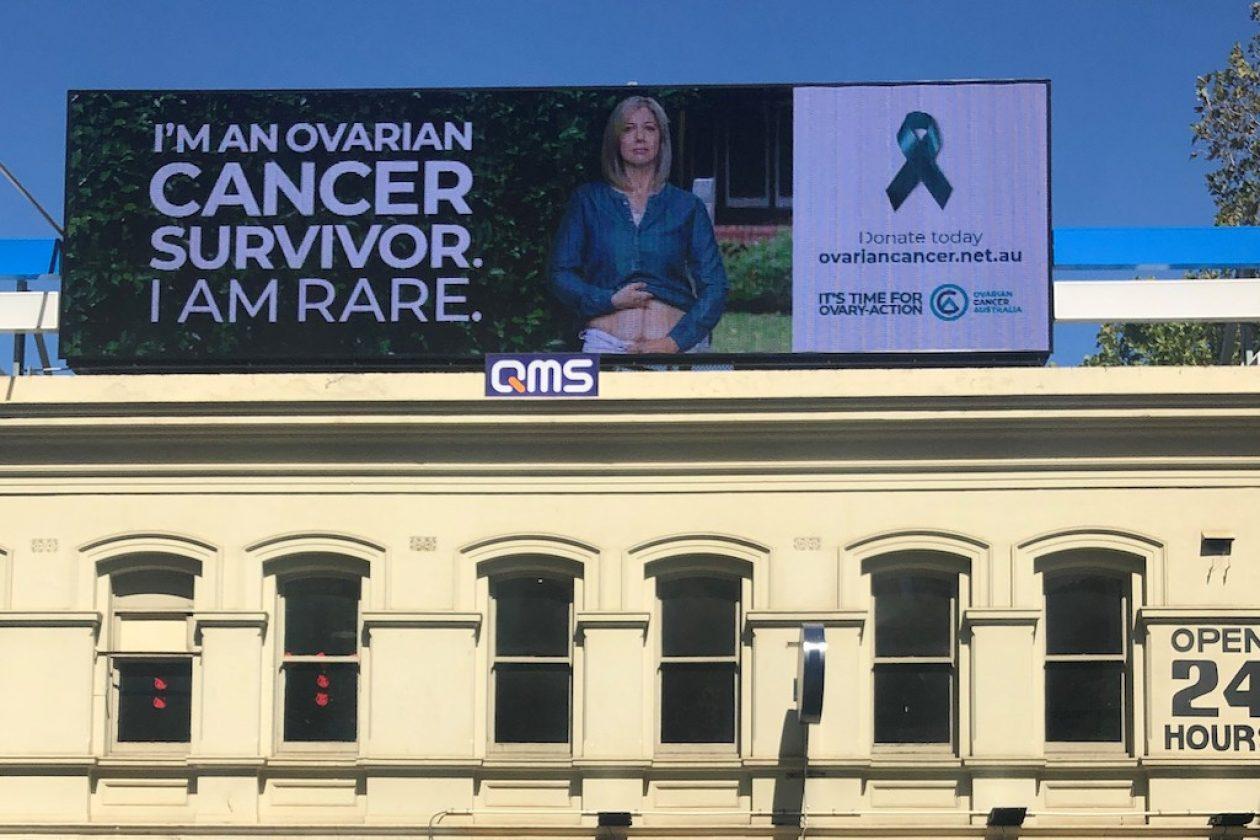 New Ovarian Cancer Australia Campaign Spotlights Silent Killer B T