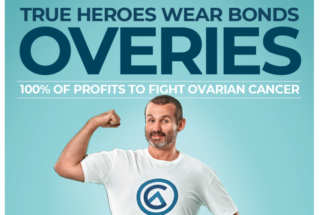 Ovarian Cancer Australia Calls For True Heroes To Wear Overies In Latest Campaign B T